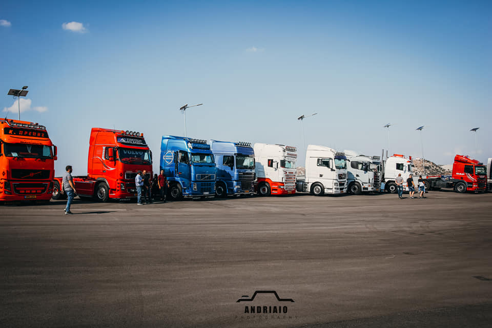 3rd Cyprus Truck Show