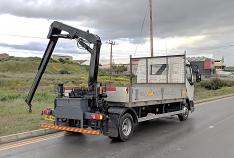 DAF LF 45.160 – Crane