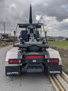 SCANIA P380 – Hookloader