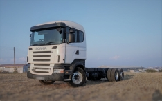 SCANIA R420 – Chassis