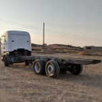 FRANTZ KING – TRUCK SCANIA R420 CHASSIS