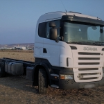 FRANTZ KING – TRUCK SCANIA R420 CHASSIS (2)