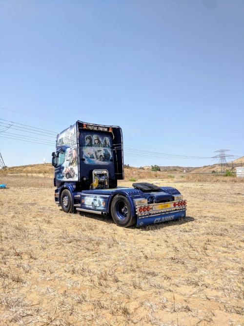 FRANTZ KING – TRUCKS SCANIA R620 TRACTOR UNIT 2 (1)