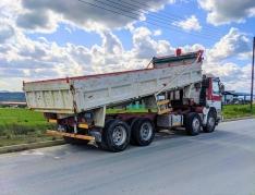 Scania 113 8×4
