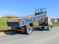 MAN 18.224 – 4X2 TIPPER