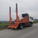 FRANTZ KING – TRUCK SCANIA P230 SKIP LOADER WITH SHEETING SYSTEM 2007 (3)